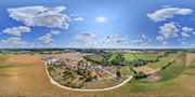Virtuální prohlídka obce Plchovice